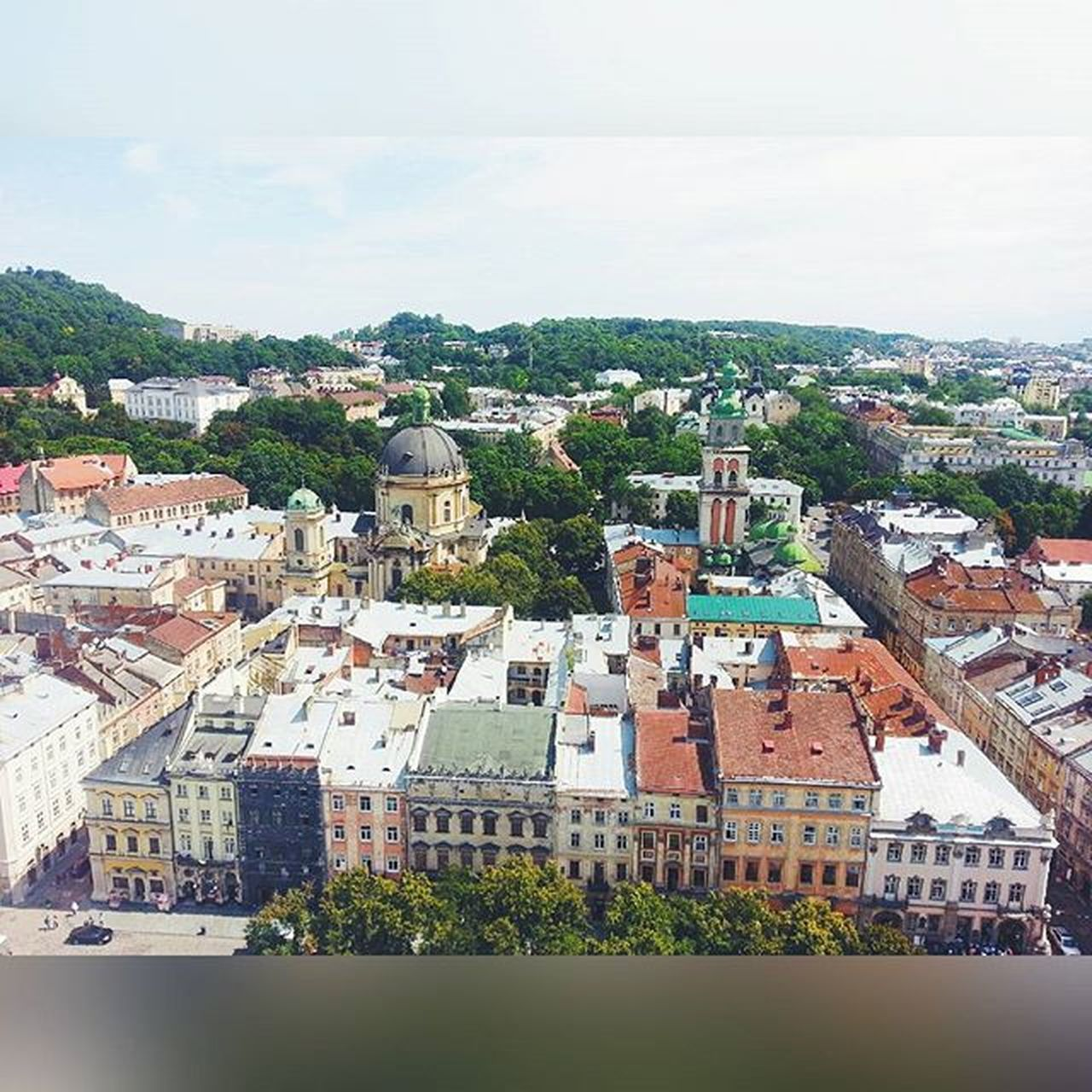💖 Vscoukraine Lvivforyou Lviv Ukrainianblog Ukraine Lvivblog Lvivgram Panorama Rooftop City Home Tourist Touristattraction Travel Travelblog Love Building Church Old Ancient Country Walk Street Lvivua Adore