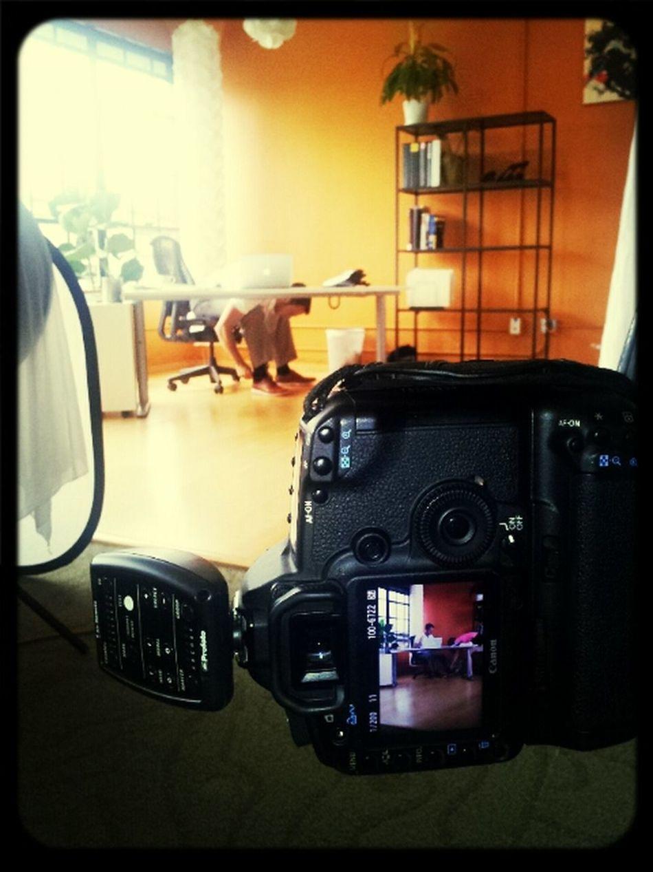 Production Stills Working Photo Shoot Taking Photos