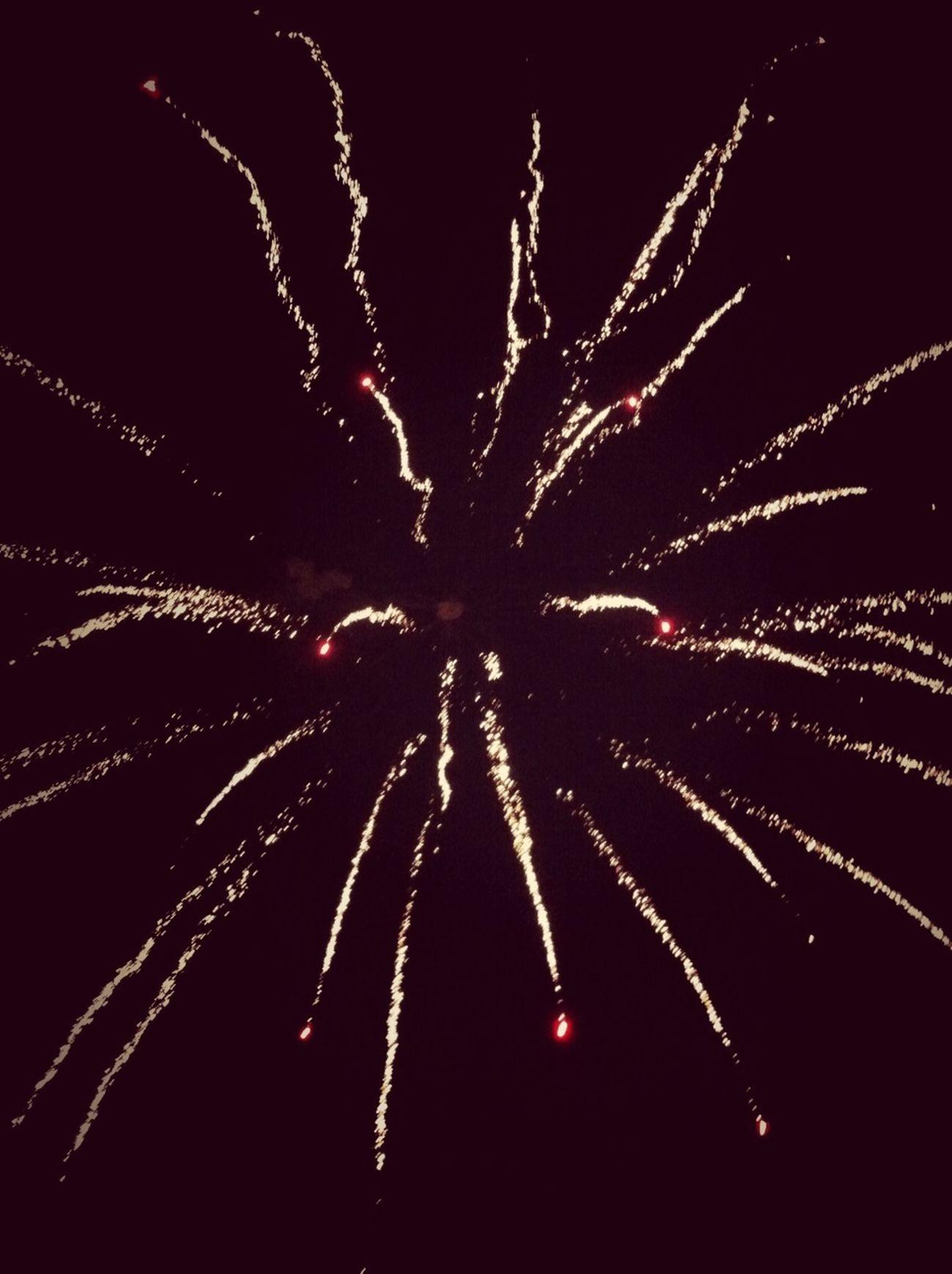 Fireworks 14 Juillet Hollidays