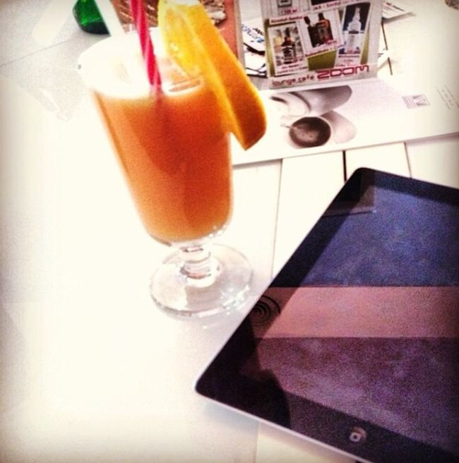 Ipad Cocktails Relaxing Lounge ☺️