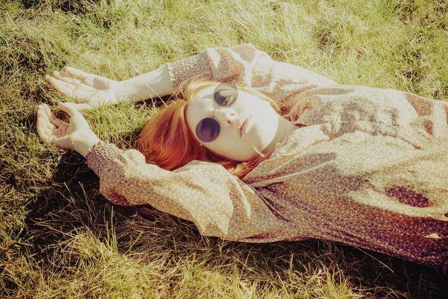 Take me to loveland. Sun Spring Portrait Hippie