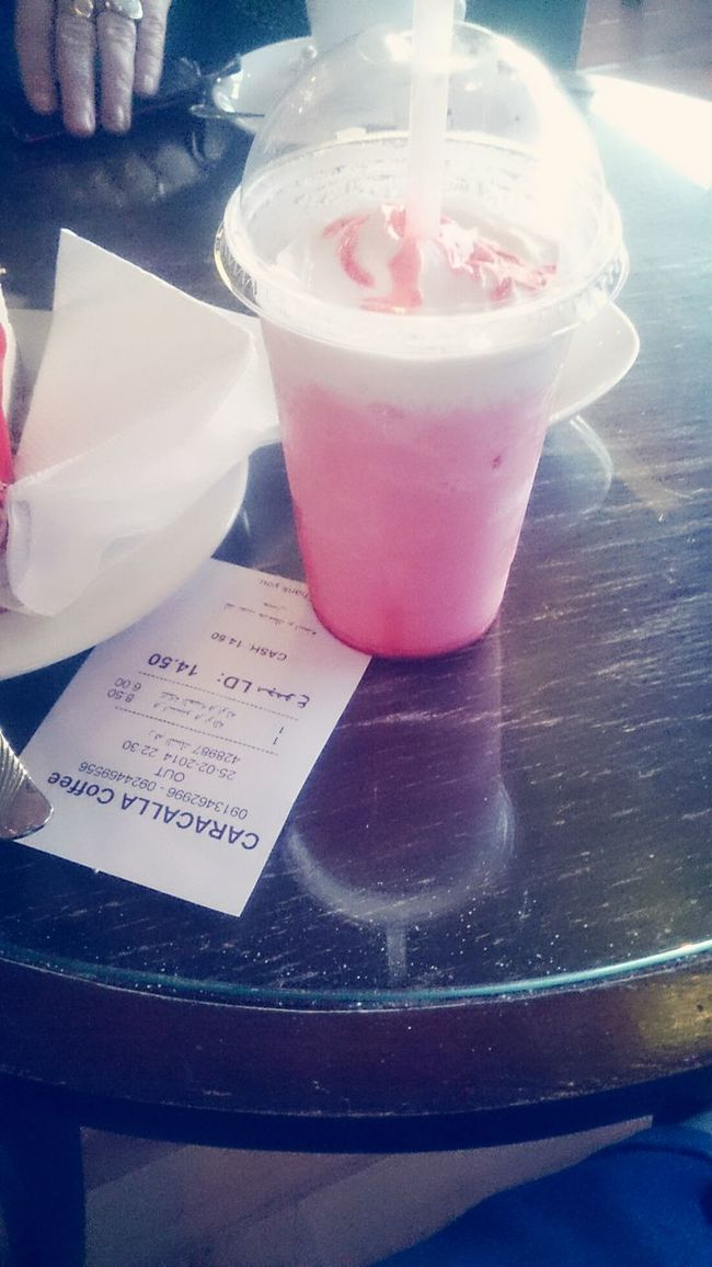 Frappuccino Yummy :)