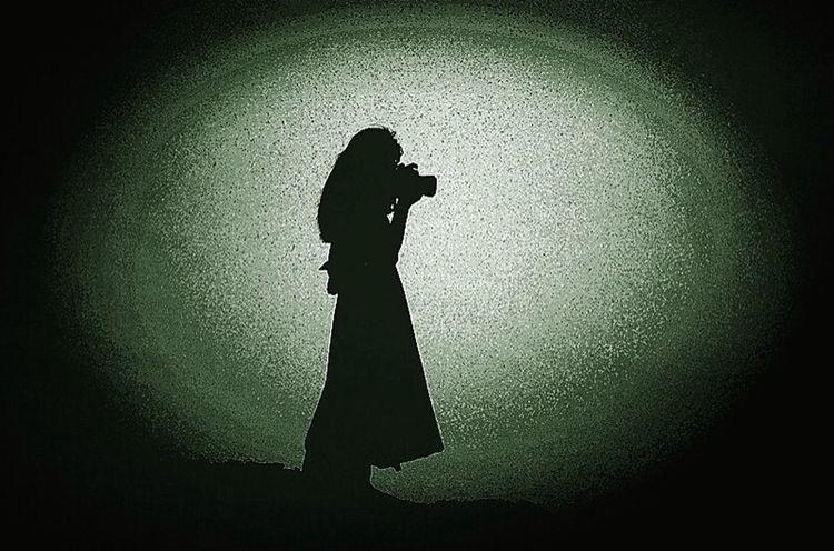 Silhouette Light And Shadow Light Popular Photos