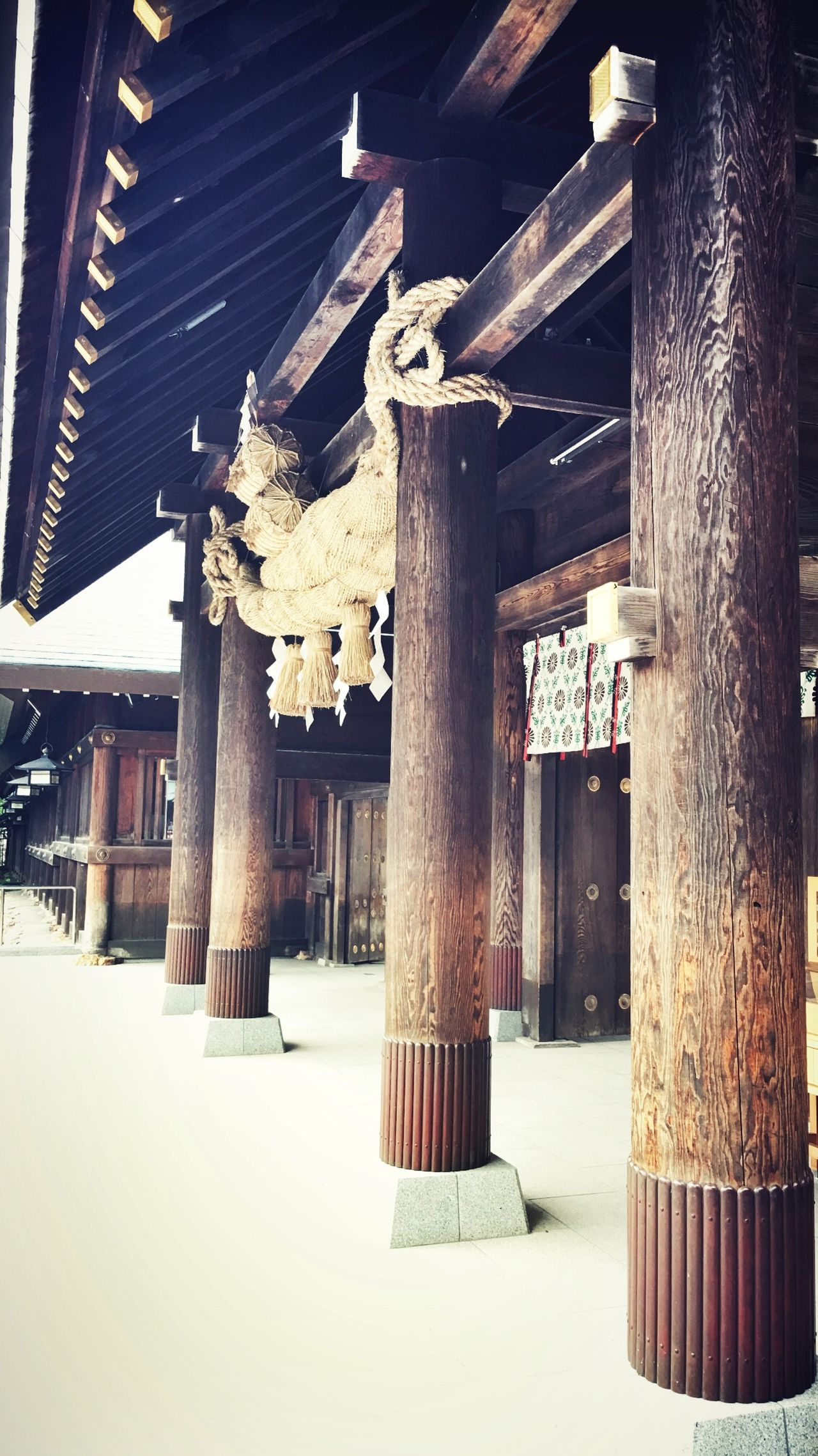 Ancient Architectural Column Architecture Built Structure Famous Place History Hokkaido Shirne Place Of Worship Religion Spirituality Temple - Building Tradition Travel Destinations