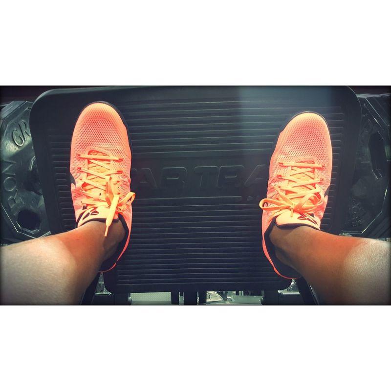 New Gym Kicks ... Gym Time Gym Flow Gymshoes