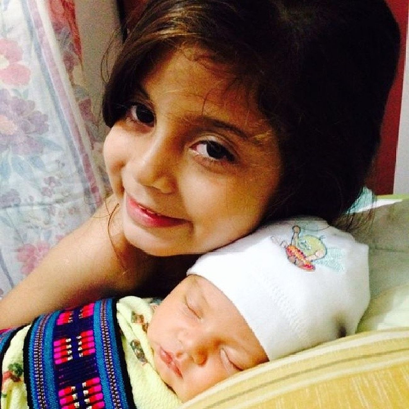 Bienvenida Dome....nueva sobrina ♥ ;-) Sobrinas Quererlas Dani &Dome Hermosas