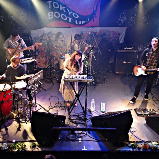toitoitoi at TOKYO BOOT UP!2013 Tbu2013