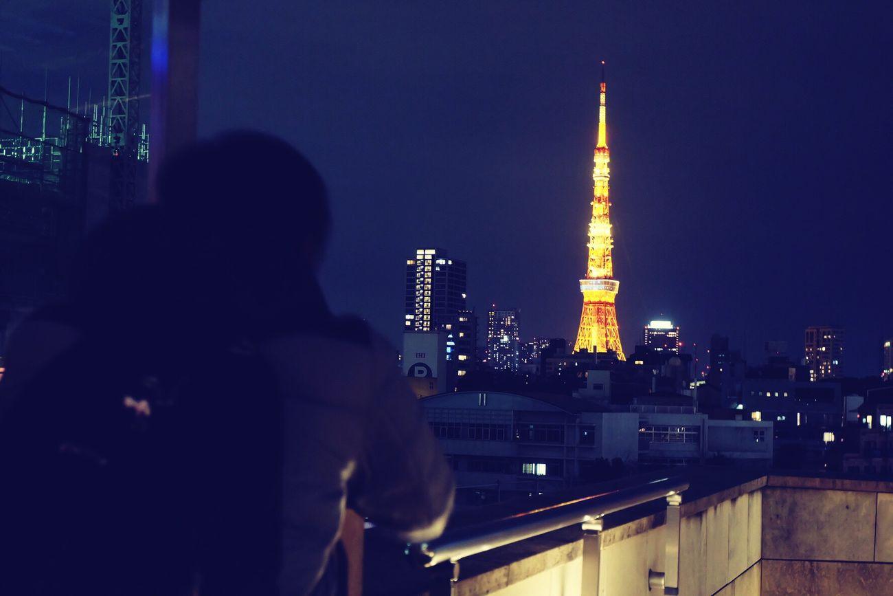 Roppongi Roppongihills Tokyo Tower Japan Tokyo,Japan Tokyo Night Nightphotography 六本木 東京 東京タワー