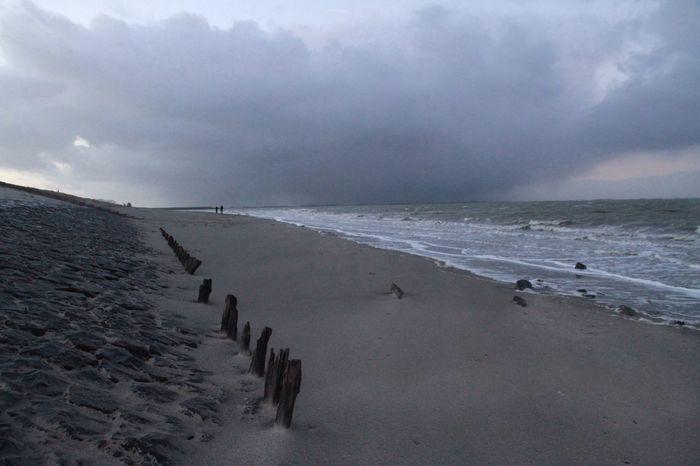Nature Scenics Water Cloud - Sky Outdoors High Tide beach