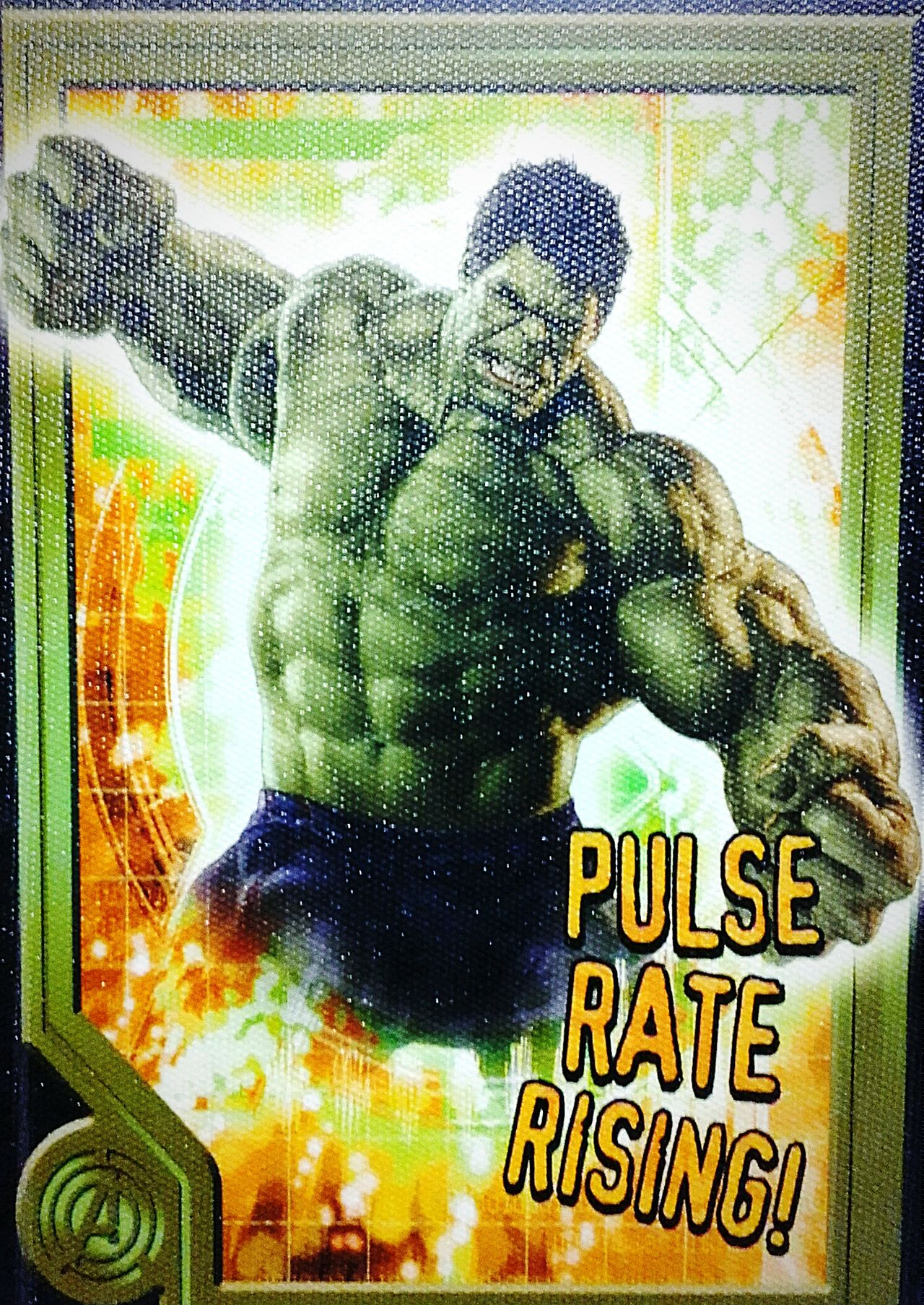 Pulse Rate Rising The Incredible Hulk The Hulk Posters Marvellengends Marvel The Green Man Thehulk Theincrediblehulk Aarrrgghhh Six Pack ABS Hulk :) The Hulk ! Avengers MarvelHeroes Marvelcomics Posterporn Poster BIG Green Hulk