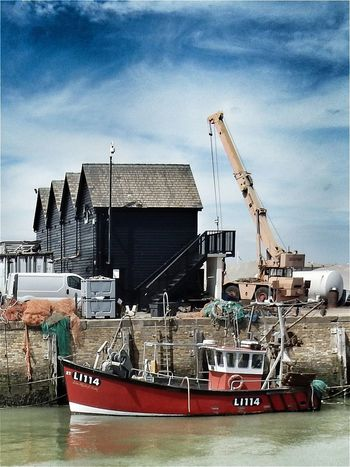 Water Nautical Vessel Day No People Outdoors Sea Built_Structure Industry Moored Harbor Sky Architecture Building Exterior Nature Shipyard Oil Pump Transportation Live For The Story BYOPaper! Todays Hot Look. Amazing Beauty The Great Outdoors - 2017 EyeEm Awards Architecture Whitstable Harbor Let's Go. Together.