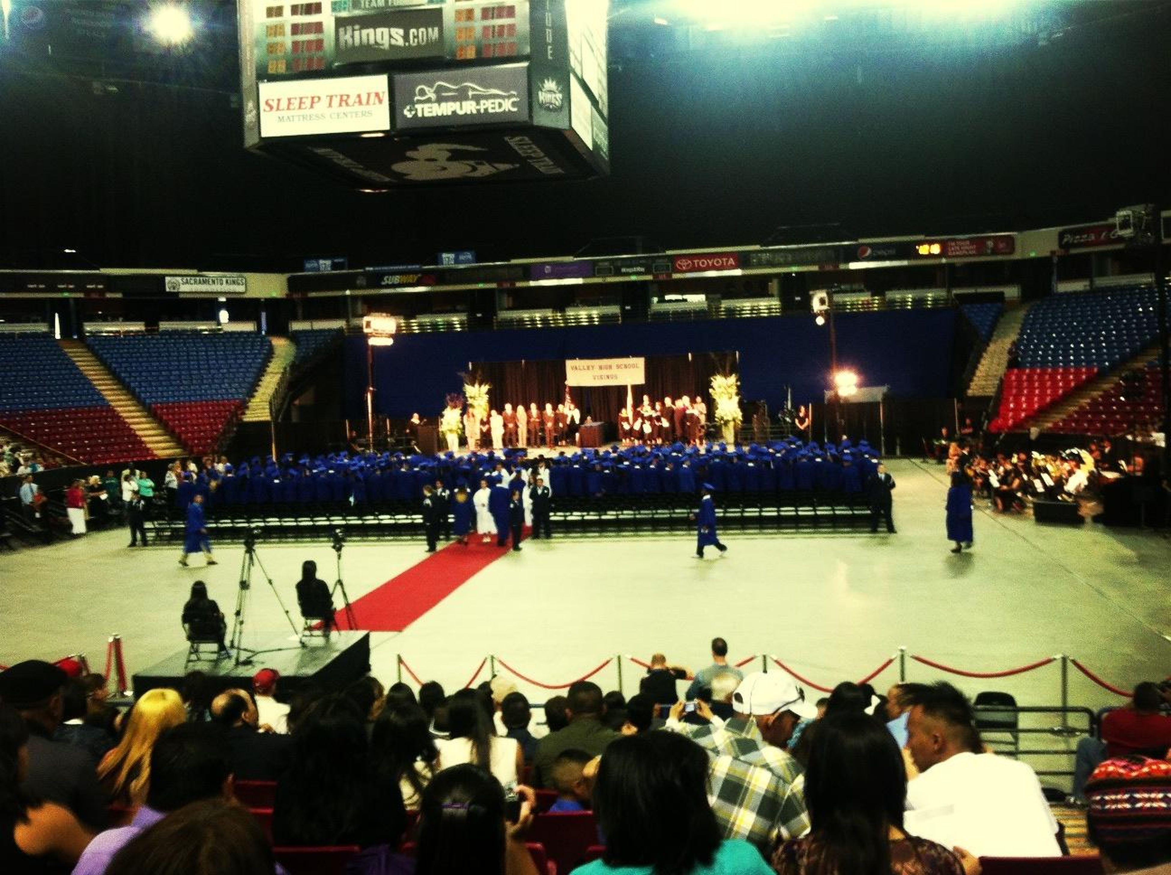 Congrats to Dae Dae . You did it .