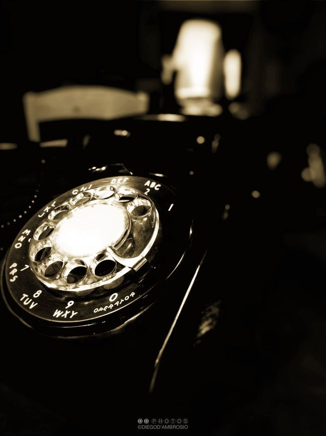 "➲ ""A PHONE CALL FROM THE PAST"" iPhone 5 - 4.12mm f/2.4 - 3.3mm - 1/25s - ISO 320 - - ©All Rights Reserved to 🅓🅘🅔🅖🅞 🅓'🅐🅜🅑🅡🅞🅢🅘🅞. If shared or used, it shall always mention the author and link the source and in all cases you may not modify in any way the photograph. Antiques Blackandwhite Blackandwhite Photography Chiaroscuro  Closeup Diegodambrosio69 Exploretocreate IndoorPhotography Letters Man_di_ego62 Noir Numbers Oldfashioned Oldphone Oldstyle Oldtelephone Phone Photography Retro Style Revival Shadows StillLife Technology Telephone Vintage Style Visualsoflife"