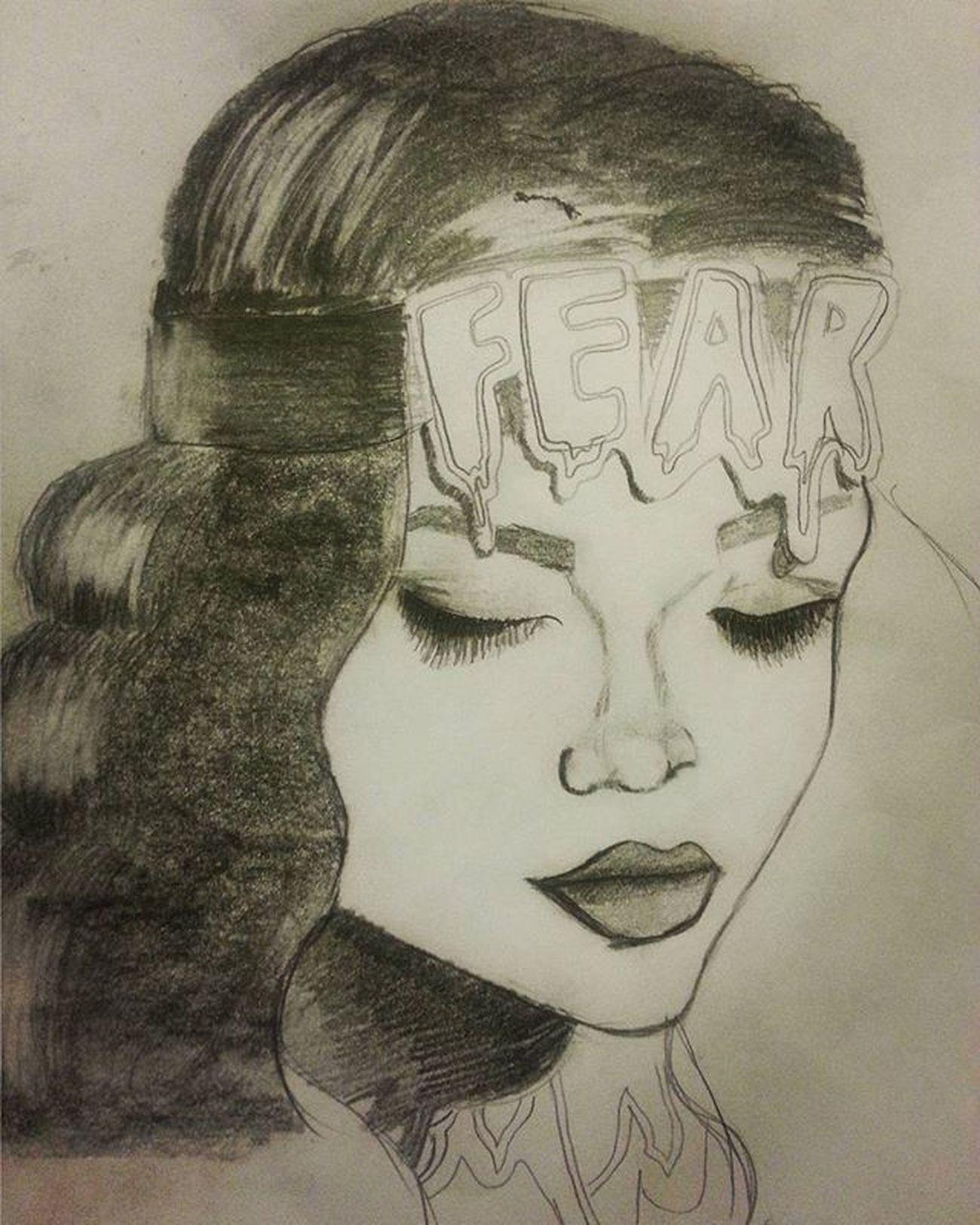 Rihanna 😍 Rihanna Art Enproceso Lescastralaneta