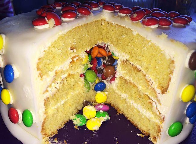 suprise suprise Cake Suprise SupriseCake Delicious