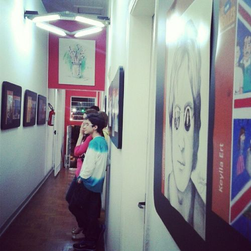 Exposição, tema Beatles