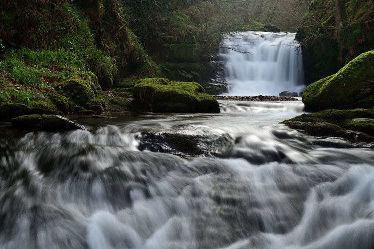 Check This Out EyeEm Best Shots EyeEm Nature Lover Leading Lines Nature Taking Photos Tranquility Watersmeet Beauty In Nature Blurred Motion Day Flowing Water Forest Idyllic Landscape Long Exposure Motion Nature_collection No People Outdoors River Scenics Tranquil Scene Water Waterfall