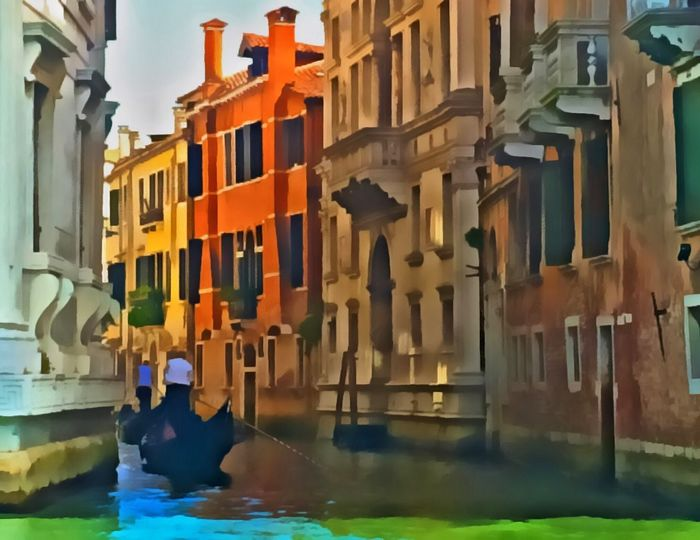 #Eye for travel Venice with an artistic layer. Real People Outdoors