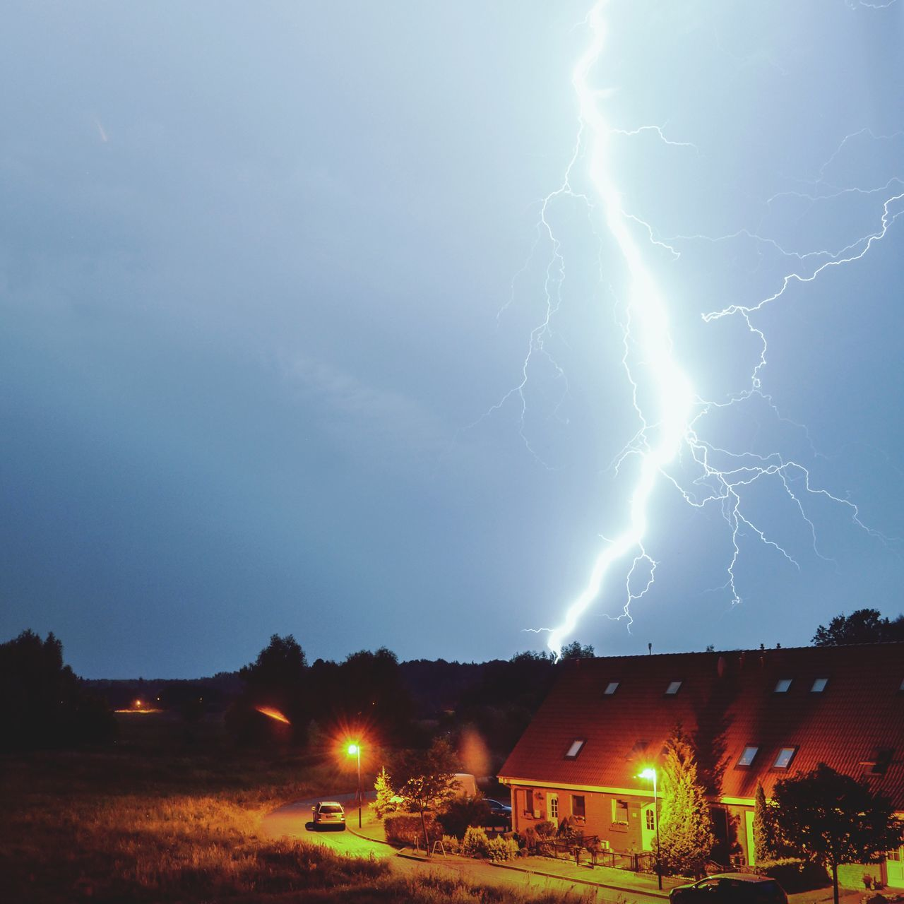 Beautiful stock photos of lightning, Architecture, Atmospheric Mood, Beauty In Nature, Building Exterior