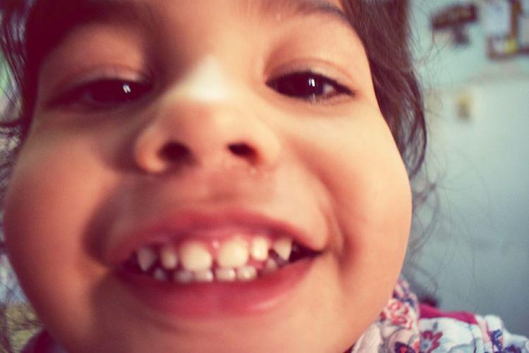 Lovephotography  Trompa Human Face Looking At Camera Happiness NIKON D5300 Kids Smile :) Human Body Part