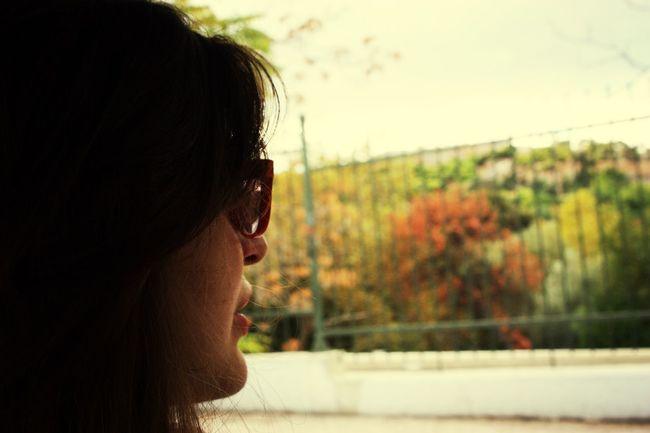 Autumn Thoughts Thiseio