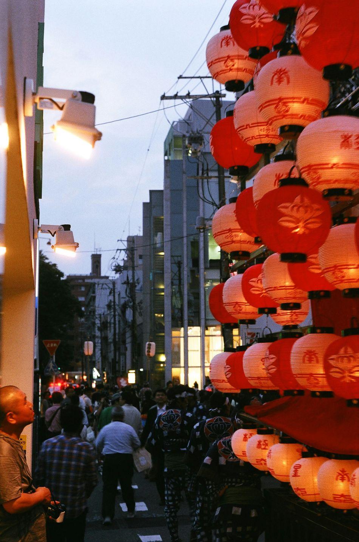 Japan Nagoya Sakae Festival Festival Car Float 山車 若宮祭 Tyouchin