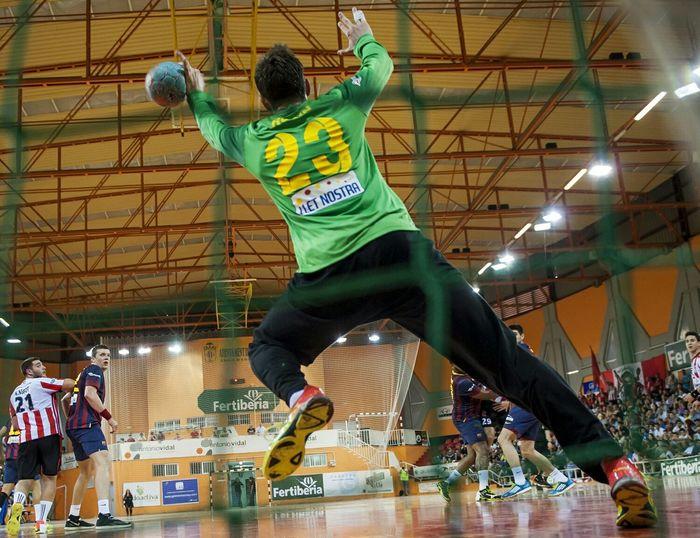 Balonmano Handball Portero Keeper Barcelona Puerto De Sagunto Deporte Sport Sports Photography Nikon Photographer Nikon D700 Nikon