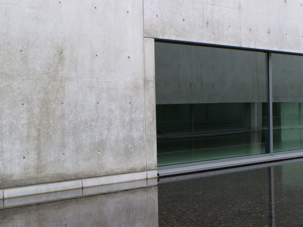 Exploring the Pulitzer Foundation in St Louis, MO, USA. Architect: Tadao Ando Architectural Detail Architecture Architecture_collection Concrete Exploring Pulitzer Foundation St. Louis Tadao Ando