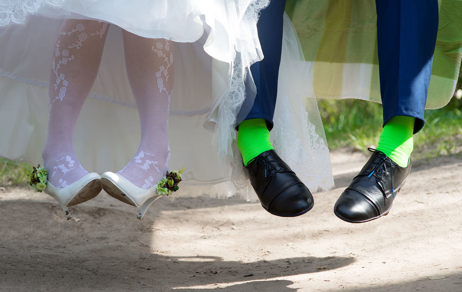Backgrounds Bouquet Bridal Bouquet Bride And Groom Close-up Dress EyeEmNewHere Green Green Socks Green Stockings Human Body Part Human Leg Shoes Sock Socks Stockings Wedding Wedding Details Wedding Photography White Lieblingsteil EyeEm Diversity