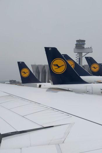 Fraport Lufthansa Boeing 747-400 Planespotting