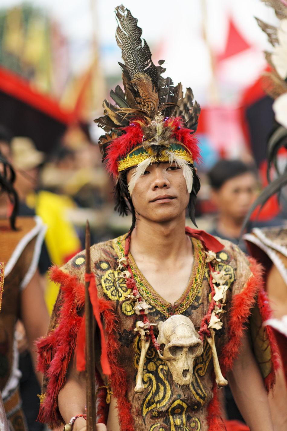 Tatung Singkawang Parade during Chap Goh Meh festival. Borneo Chap Goh Meh Chap Goh Mei Dayak Kalimantan Barat  Parade Pontianak Ritual Rituals & Cultural Singkawang Tatung Traditional Traditional Clothing Traditional Costume Traditional Culture