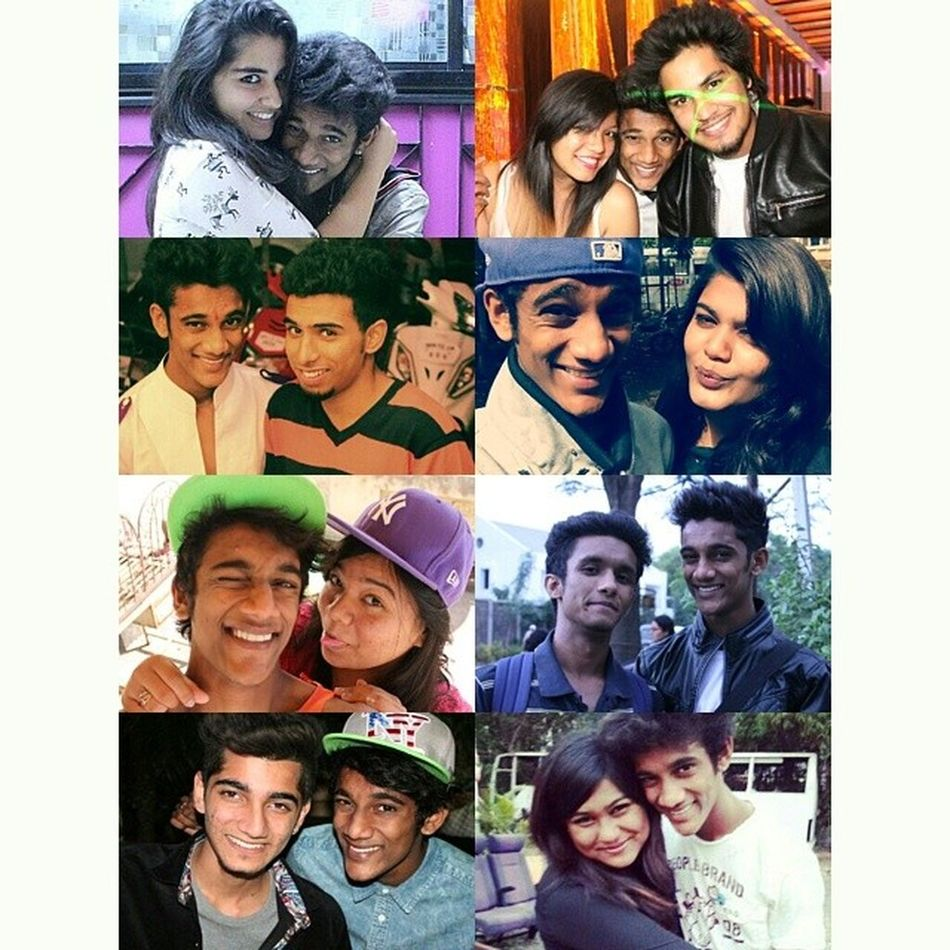 Maddo shez my Love ?❤ Zain &rd my Besties for life ? he is my bhai we fight alot but that's okay ?? motti shez a sweetheart? tassu my so called gf ??? he is my brother from another mother krishna? he is a lame person and my friend from past 10 years ?? shubina shez way too amazing my childhood friend ❤ All these special people , wther we fight talk or don't talk , they can never be replaced ❤???lucky to have each one of you Iloveyou. Thankyou for being there always ?