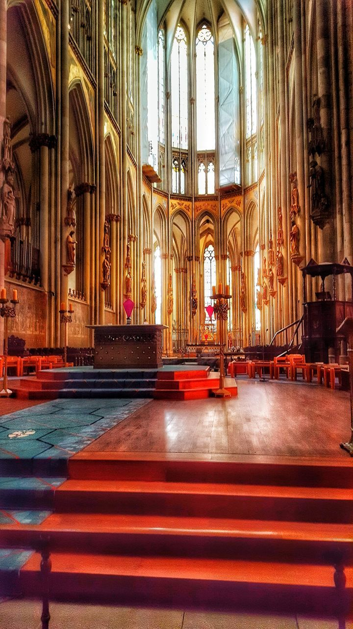 religion, place of worship, spirituality, window, architecture, indoors, no people, day