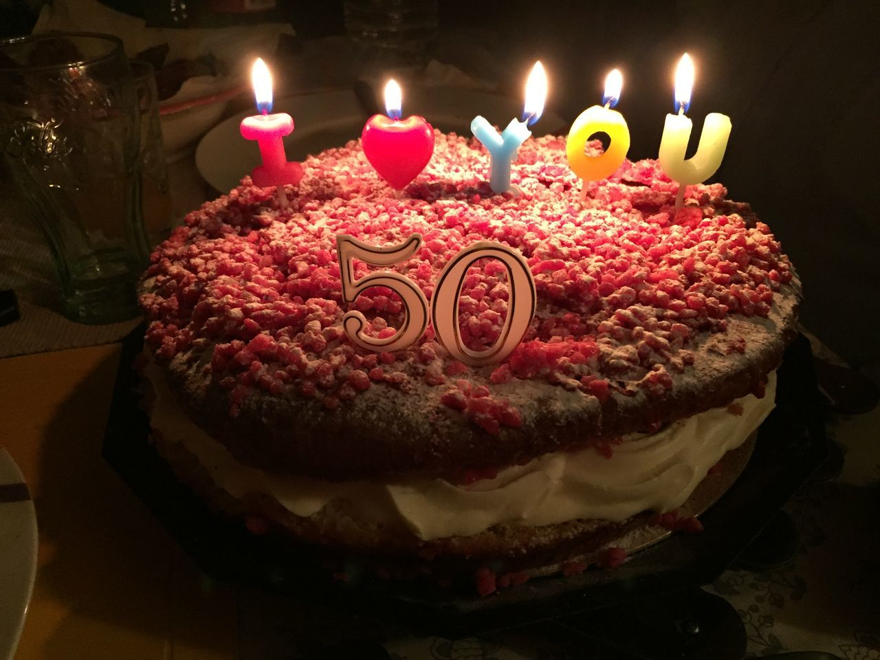 Happy birthday father ❤️🎂 Happy Birthday Cake Happy Birthday! Birthday Taking Photos Iphone 6 IPhoneography Dad Love Enjoying Life