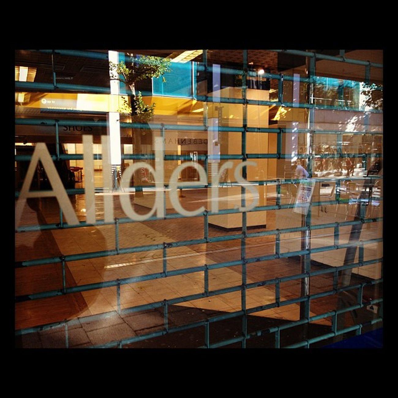 Visions of Croydon Allders Allders Closure Croydon Shopping shop northend