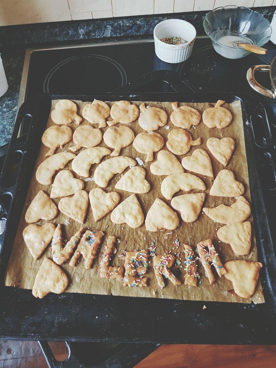 Wintertime Baking Pan Crismas Daugther Grandpa ☺ Baking Sheet Homemade Grandpathebest