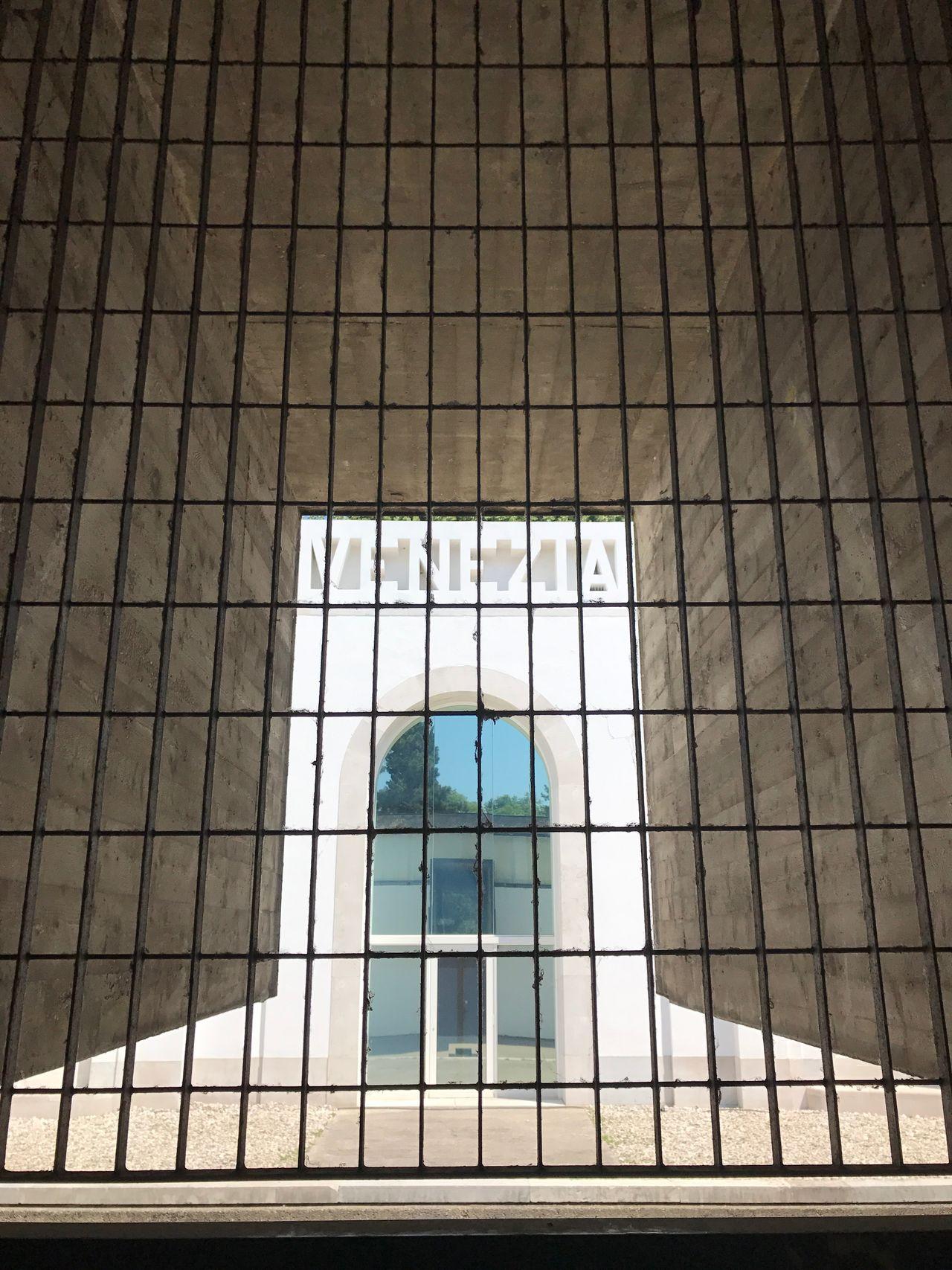 Window Architecture Built Structure No People Day Building Exterior Outdoors Biennale Di Venezia 2017