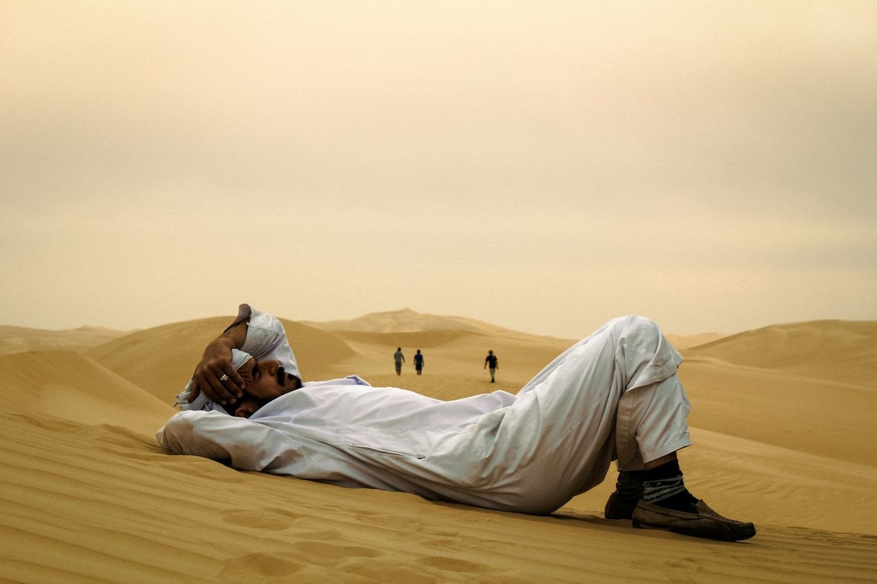 Beautiful stock photos of ägypten, only men, two people, lying down, adults only