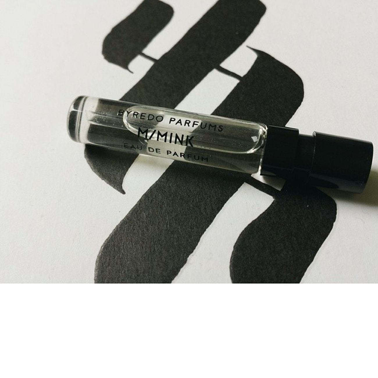 Loving this m/mink by Byredo .