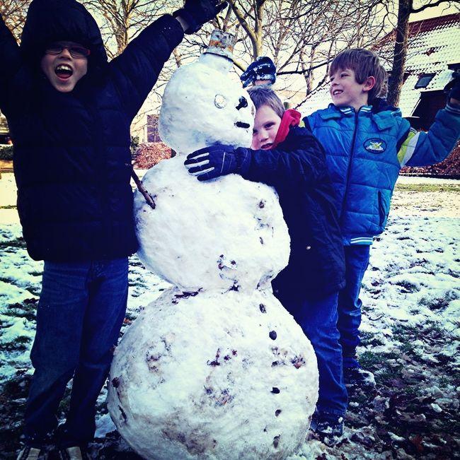 Snowfun!