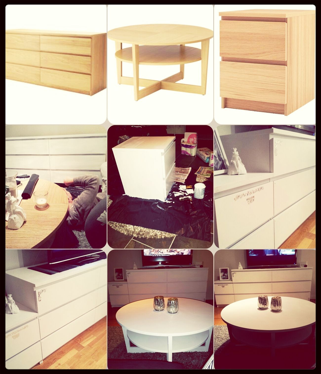 love my new furnitures! Workingmom Mammaledig
