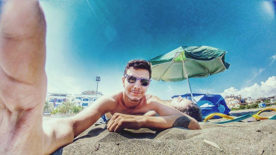 Summertime Beach Turkey Samsun Atakum First Eyeem Photo