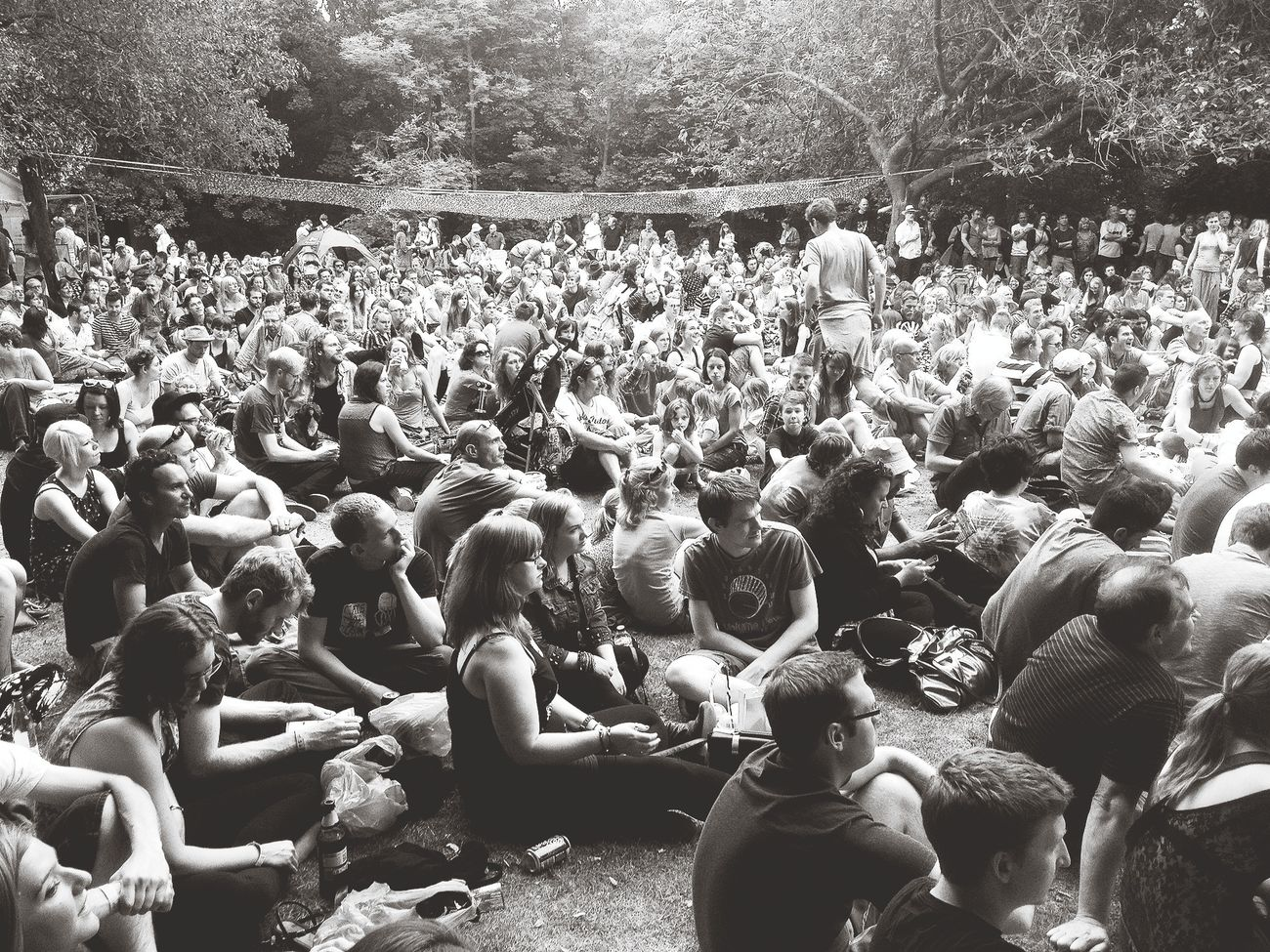 folk forest Tramlines Sheffield Folk Festival
