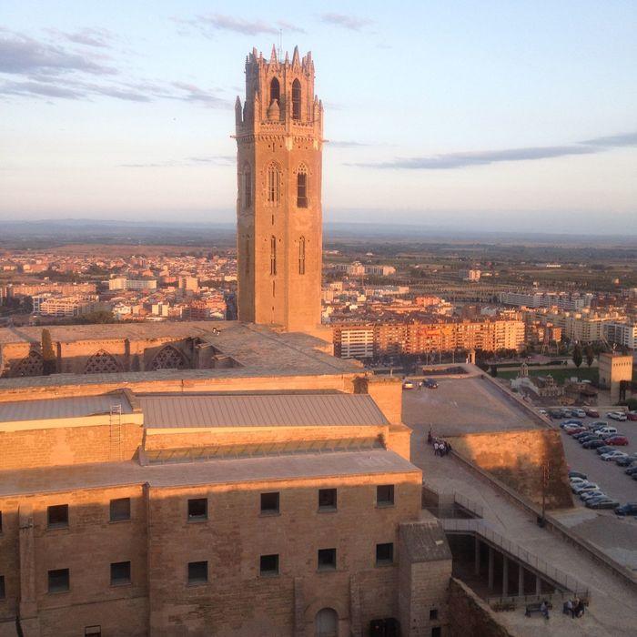 Architecture Seuvella Lleida Candidate Unesco World Heritage