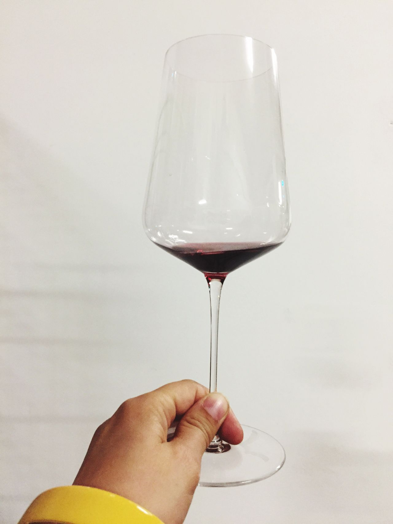 Wine Not EyeEm Selects Human Hand Human Body Part One Person Holding Real People Personal Perspective Food And Drink Human Finger Drink Unrecognizable Person Wineglass Food Wine Refreshment Freshness Indoors  Lifestyles Close-up White Background Day Wine Moments