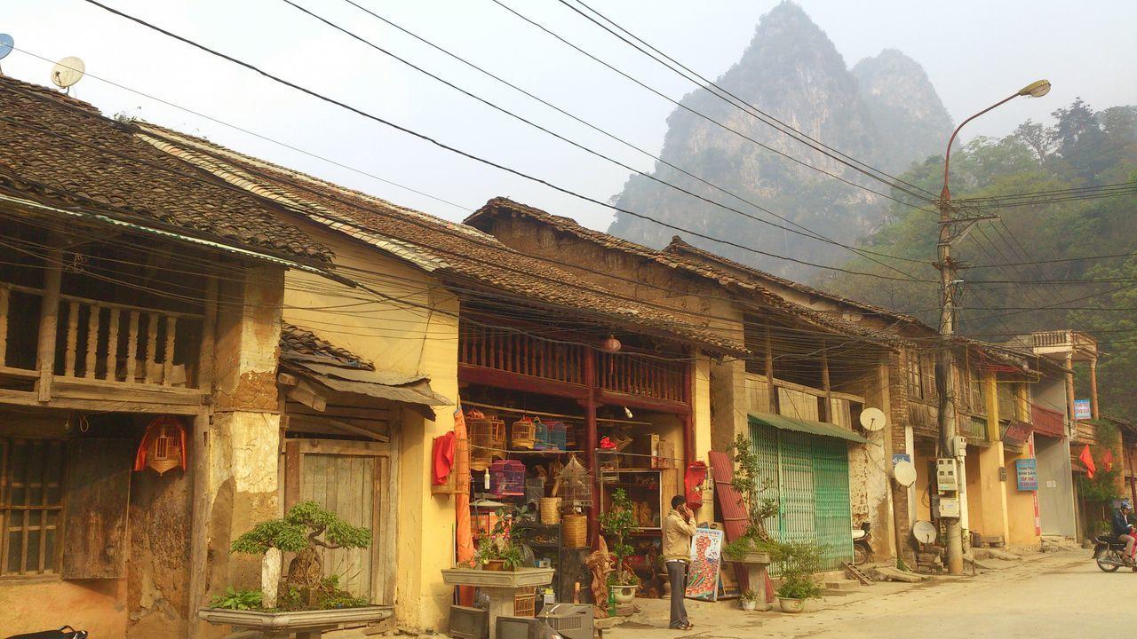 Viet Nam Exploring New Ground Travelling Ancient Architecture Ancient City Hà Giang Taking Photos Tourist_spot Vietnam Architecture