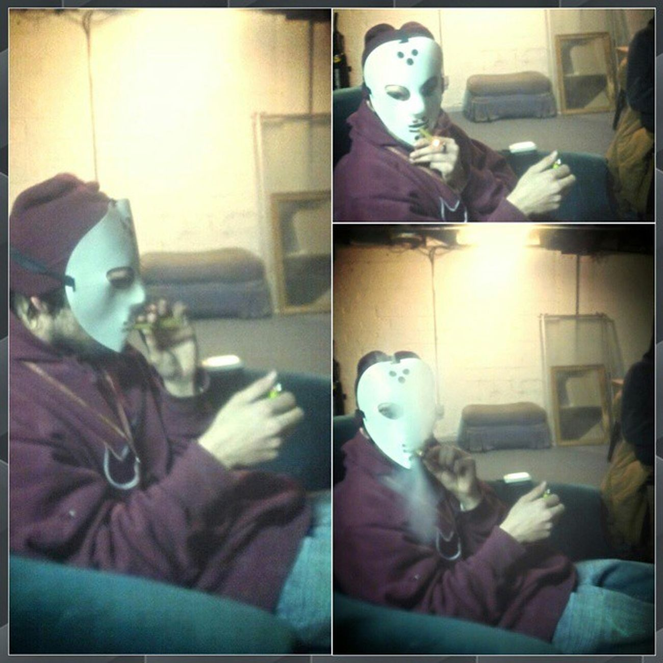 Puffin on that strong! Blazeup BluntSesh Stonerselfie Stonernation Swishers Sour Medicated Topshelf Qualitypot Ganja HippieSHIT TheStonedJason Mask 420 515 DMI *LMS*