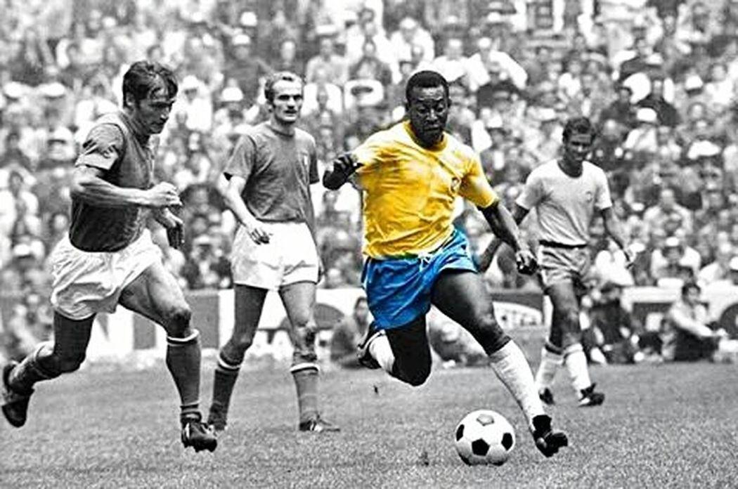 Pelé ♡ King Of The Game First Eyeem Photo