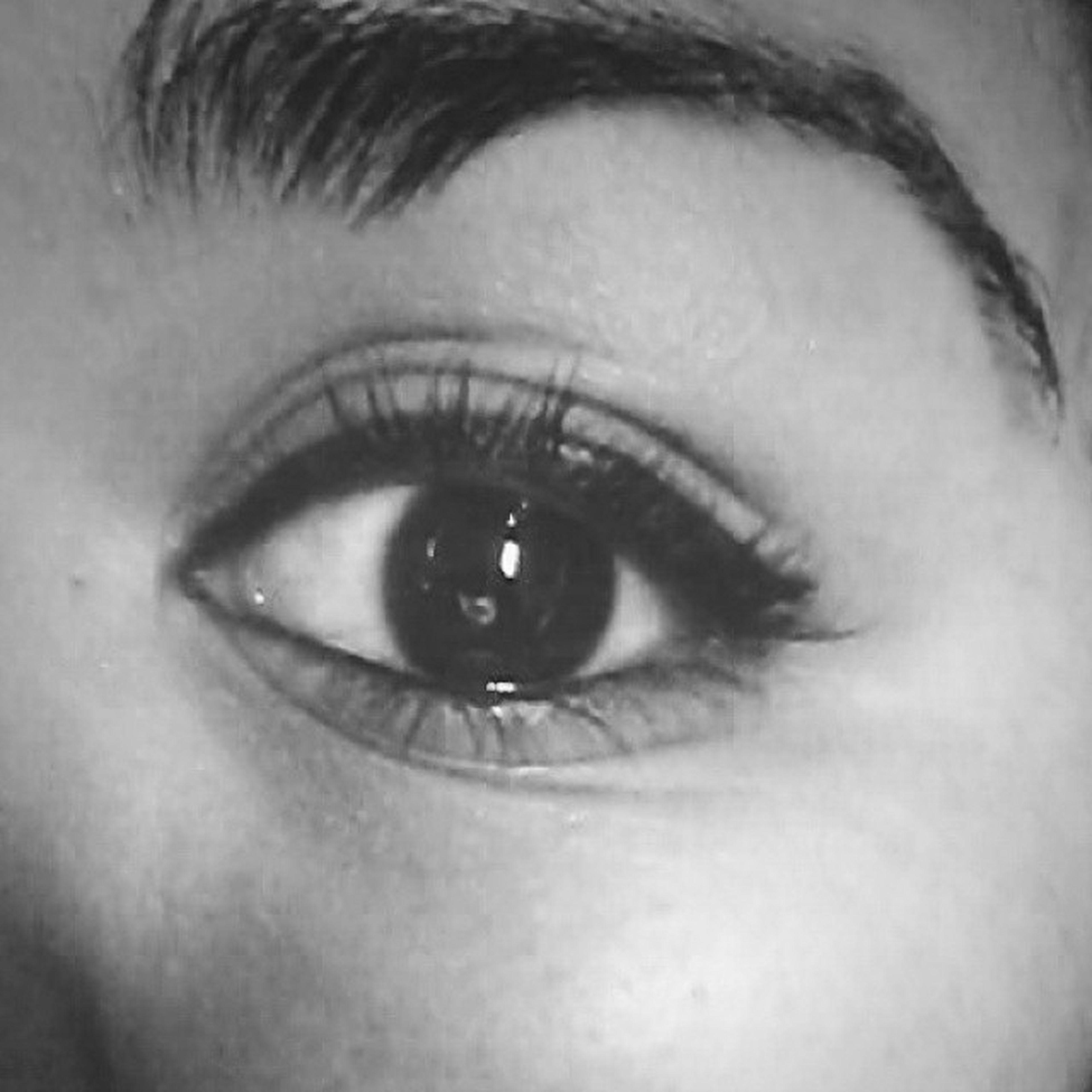My Eye.,My Eyebrow,My Mole Vanity VanityIsNotASin Makeup Eyeliner buxoneyeliner Selfie urbandecayeyeliner eyebrowplucked shapedmyownbrows mybeautymarkmole mole BeautiesOfInstagram face blackandwhite portrait eye bigeyes doubletap beautytips beauty justaskmehowidoit neat trini trinidadandtobago
