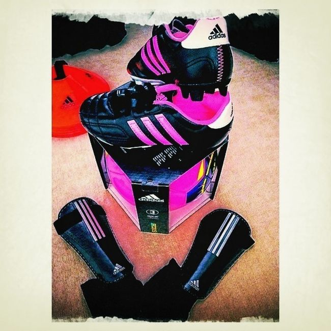 Officially A Soccer Mom!!!⚽ Proud Mommy Pink Adidas AYSO Soccer